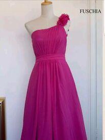 2 bridesmaids dresses *unused*