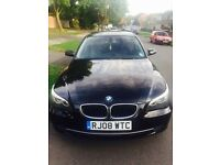 Bmw 520d 2008 for quick sale