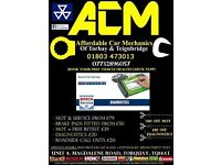 ACM garage / mechanic / call out / recovery