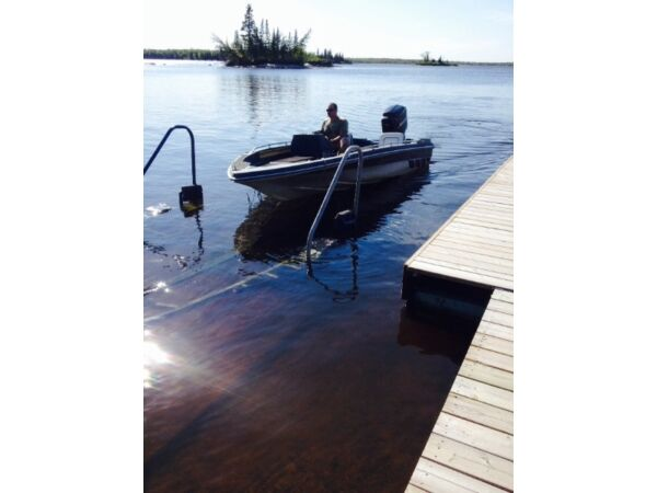 Used 1978 Ranger Boats/Wood Mfg Bass boat
