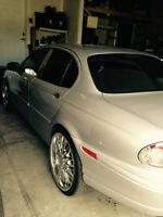 2003 Jaguar X-TYPE SPORT Sedan