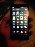 DUAL SIM UNLOCKED HIGH END ANDROID (FOR TRADE)