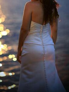 Beautiful Mikaella Wedding Dress Gatineau Ottawa / Gatineau Area image 7