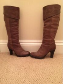 Bronx @ Topshop Winter Boots size 5