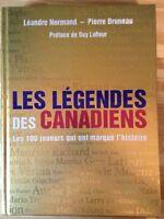 Les légendes des Canadiens - 100 joueurs