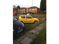 fiat scicento cheap 1st car bargin please read