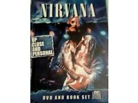 nirvana dvd and book set