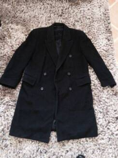Mens WOOL Cashmere Coat Jacket Italy R$399.00 Mount Claremont Nedlands Area Preview