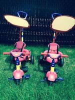 Tricycle 3 dans 1 Fisher Price