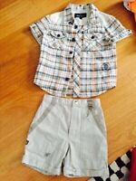 Summer clothes for boys
