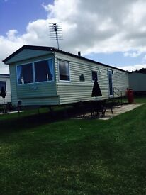 Stunning 8 berth caravan for rent at Seton Sands (FROM £150 per week)