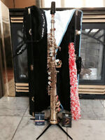 Expression Soprano Saxophone, great condition! FOR SALE!