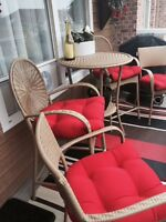 NEW PRICE !!! Bistro Patio Furniture