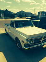 70' GMC C10 SB, Big block