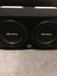 ^** COMPETITION PREMIER PIONEER SUBS IN PORTED BASSWORX BOX Kitchener / Waterloo Kitchener Area image 4