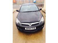 Vauxhall Astra sxi 1.6 16v Black 3 door 55 reg.