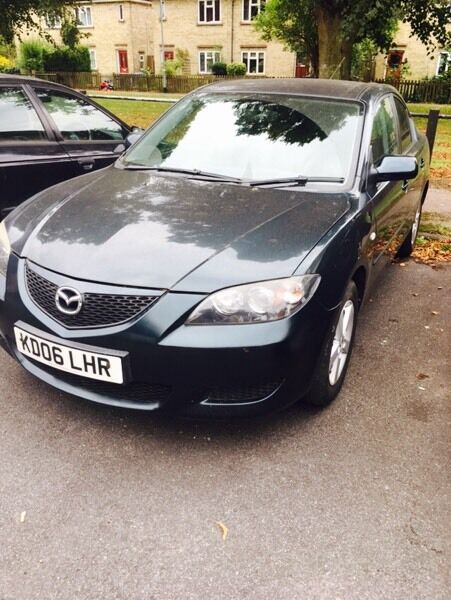 MAZDA 3 SALOON FOR SALE!