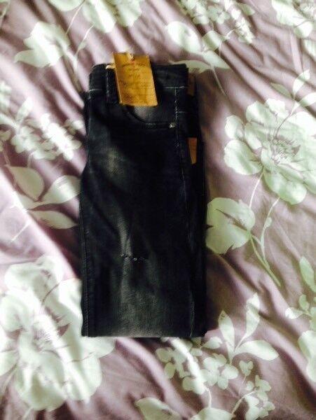 Age 9 jeans. BNWT