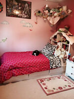 Sweet Doll House Child's Bed