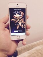 IPHONE 5S GOLD WITH APPLECARE TELUS OR KOODO