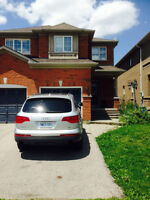 HOUSE FOR RENT CHURCHILL MEADOWS MISSISSAUGA