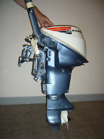 Outboard Boat Motor - Evinrude