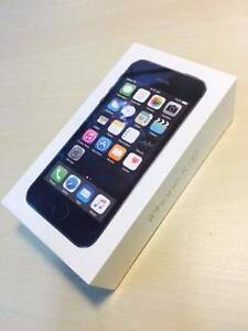 BRAND NEW iphone 5s 32gb, gold & black unlocked, unopened box Surfers Paradise Gold Coast City Preview