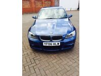 BMW 3 SERIES - M SPORT - DIESEL - FULL LEATHER - TOP 1 SPEC MODEL
