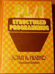 PL/1 Structured Programming