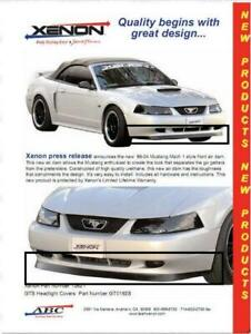 ford mustang 99-04 parts