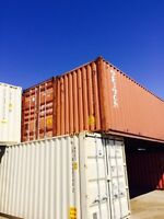 Used 40 ft Sea containers