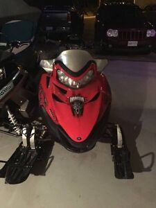 2008 Polaris Dragon 800