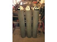 Diving oxygen j cylinders scuba tanks 50 litre storage