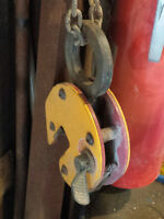 Metal Plate Lifting Clamp