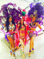 RIO SAMBA DANCERS, ANIMATION CARNAVAL - Brazilian costumes