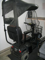 Scooter Fortress 1700 Series