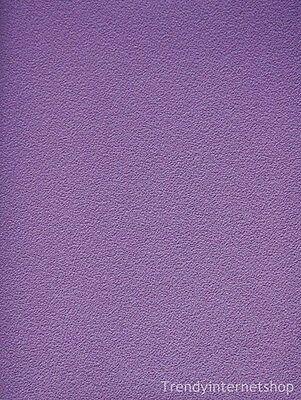 3,00?/m² Vlies Tapete rasch Prego 740301 Uni einfarbig lila