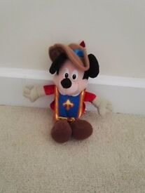 Stuffed Various Disney Mickey mouse