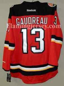 Calgary Flames 3rd Gaudreau Jersey