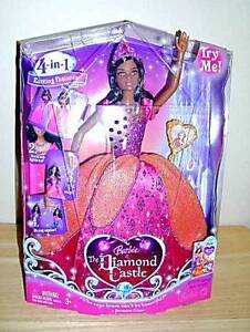 Barbie The Diamond Castle .. NEW .. box never opened