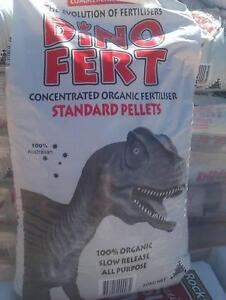 DINO FERT CONCENTRATED ORGANIC FERTILIZER PELLETS 20KG Llandilo Penrith Area Preview