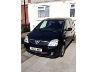 Meriva 1.6 81k low miles very clean car £525 ono