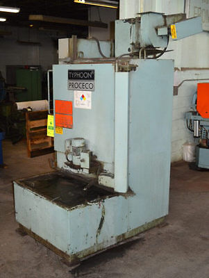 Proceco-typhoon Mini Turntable 26-36-s-1000-r Steam Heated Parts Washer 28024
