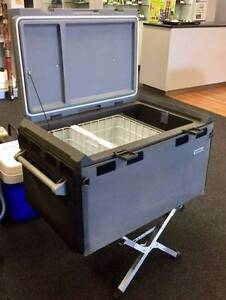 WAECO CF80 FRIDGE/FREEZER WITH COVER AND STAND Lawnton Pine Rivers Area Preview