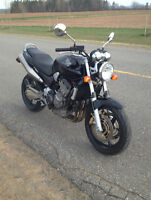 2005 Honda 919 with only 13,000 kms REDUCED WOW  $ 4,850.00