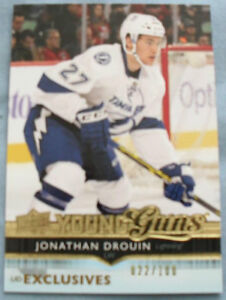 2014/15 Upper Deck Series 1 + 2 hockey card singles and inserts