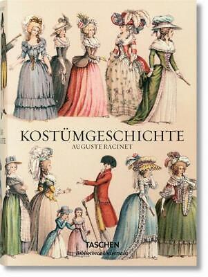 Auguste Racinet. Kostümgeschichte