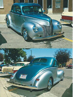 1940 Ford Deluxe Coupe Street Rod