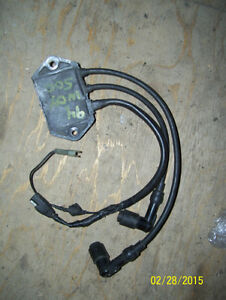 Polaris Indy 500 EFI Classic 440 Wide Trak ignition coil pak
