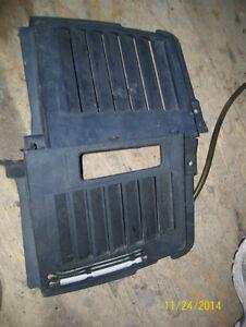 Yamaha Phazer Venture side vents grills louver 1 louver 2